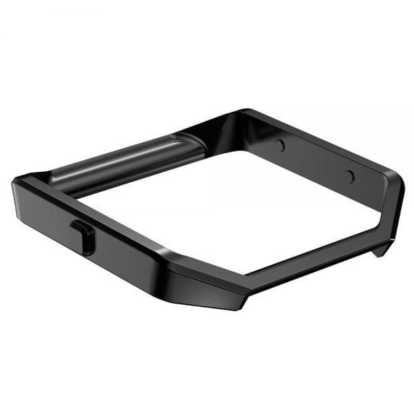 RVS vervangingsframe cover protector voor Fitbit Blaze - zwart-003