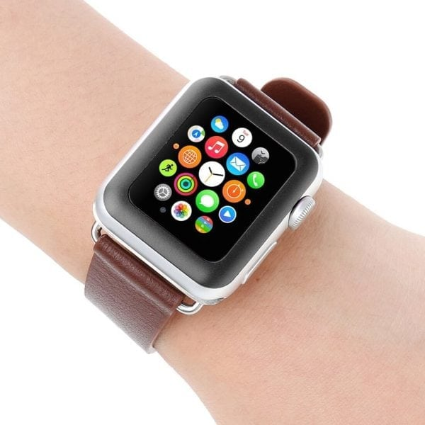42mm full Cover 3D Tempered Glass Screen Protector For Apple watch iWatch 3 black edge_006