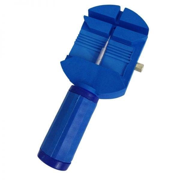 Horloge schakel toolkit horloge band inkorter blauw-005