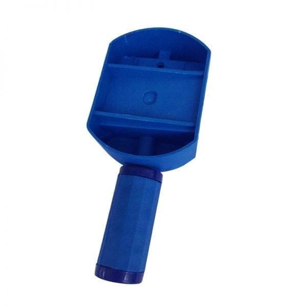 Horloge schakel toolkit horloge band inkorter blauw-006