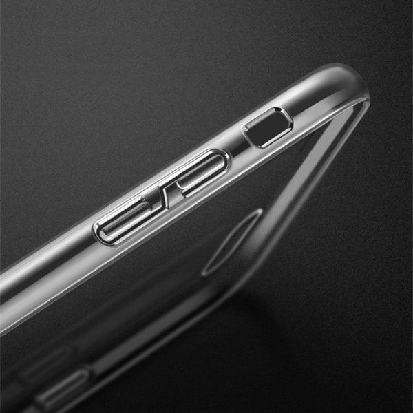Telefoonhoesje voor iPhone 7 Plus HD Clear Crystal Ultradunne krasbestendig TPU beschermhoes-002
