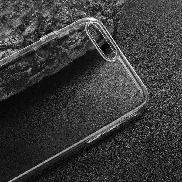 Telefoonhoesje voor iPhone 7 Plus HD Clear Crystal Ultradunne krasbestendig TPU beschermhoes-003