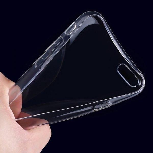 Telefoonhoesje voor iPhone 7 Plus HD Clear Crystal Ultradunne krasbestendig TPU beschermhoes-005