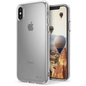 Telefoonhoesje voor iPhone X HD Clear Crystal Ultradunne krasbestendig TPU beschermhoes