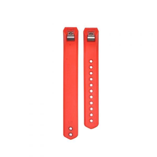 Luxe Siliconen Bandje large voor FitBit Alta – rood_005