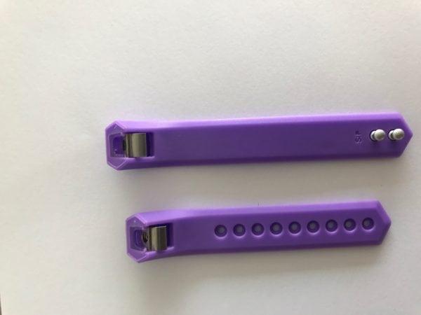 Luxe Siliconen Bandje large voor FitBit Alta – lichtpaars_003