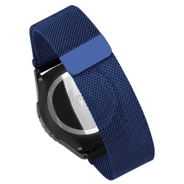 Samsung Gear S2 bandje milanese loop blauw_003