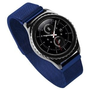 Samsung Gear S2 bandje milanese loop blauw_009