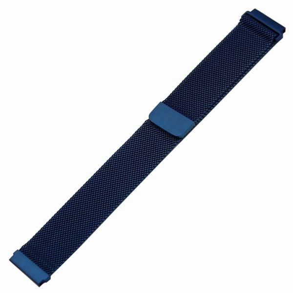 Samsung Gear S2 bandje milanese loop blauw_010