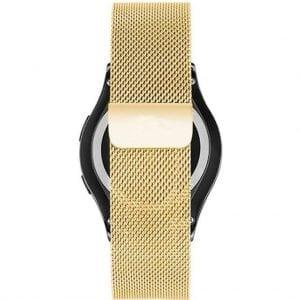 Samsung Gear S2 bandje milanese loop goud_007