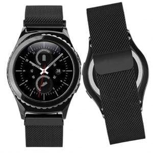 Samsung Gear S2 bandje milanese loop zwart_006