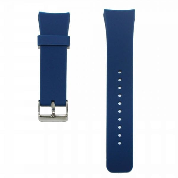 Samsung Gear S2 bandje silicone blauw_004