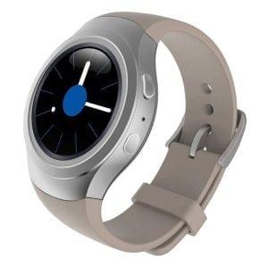 samsung gear s2 horlogeband silicone kaki