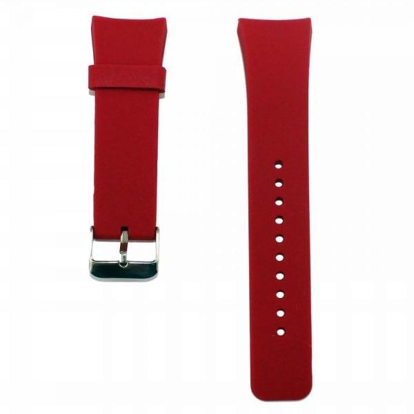 Samsung Gear S2 bandje silicone rood_009