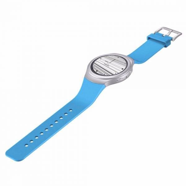 Samsung Gear S2 bandje silicone sky blauw_007