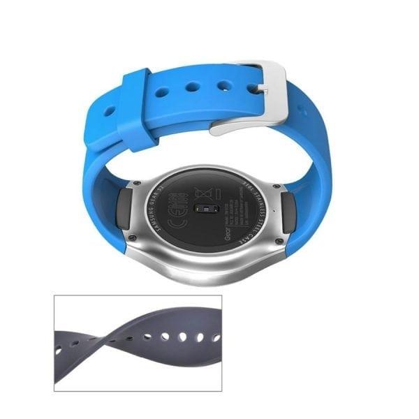 Samsung Gear S2 bandje silicone sky blauw_009