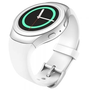 Samsung Gear S2 bandje silicone wit_007