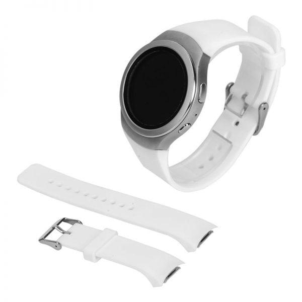 Samsung Gear S2 bandje silicone wit_009