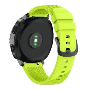 Samsung Gear Sport bandje silicone groen large_002