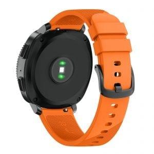 Samsung Gear Sport bandje silicone oranje large_002
