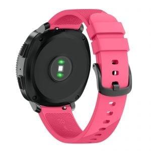 Samsung Gear Sport bandje silicone roze large_002