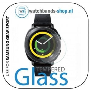 Samsung Gear Sport screen protector