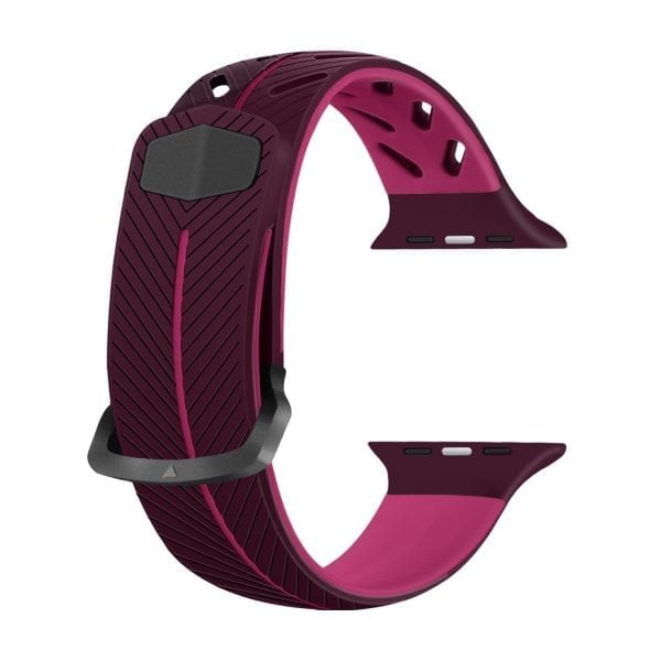 Z:\Watchbands-shop.nl\Nieuwe producten\iwatch double color silicone band\paars