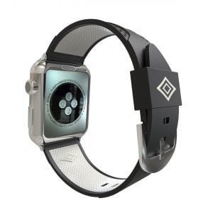 Apple watch bandje 38mm duo zwart - wit_004