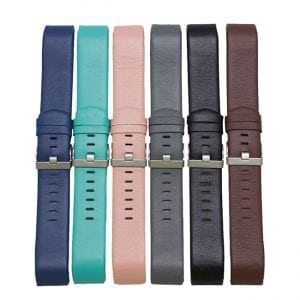 Fitbit Charge 2 bandje leer blauw_013