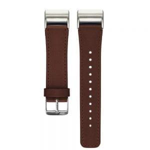Fitbit Charge 2 bandje leer bruin_006