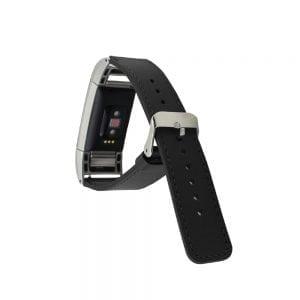 Fitbit Charge 2 bandje leer zwart_003