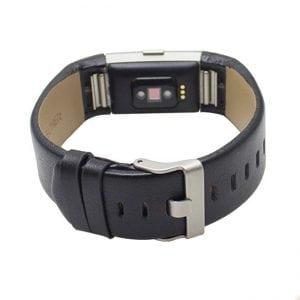 Fitbit Charge 2 bandje leer zwart_006