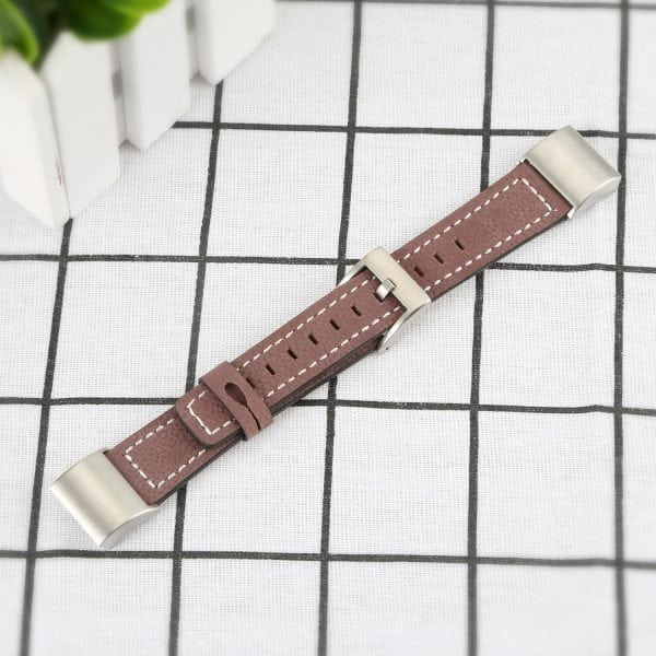 Fitbit Charge 2 bandjes leer bruin_006