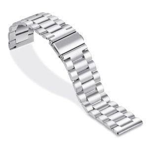 Fitbit Versa bandje RVS zilver kleurig_003