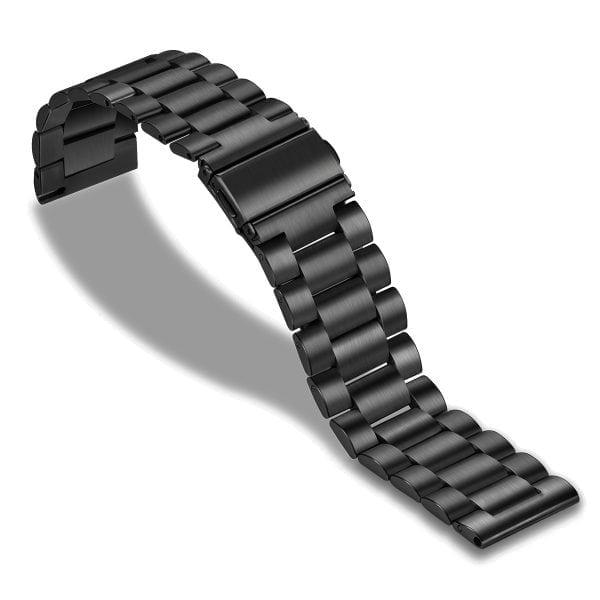 Fitbit Versa bandje RVS zwart kleurig_003