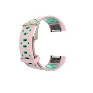 Fitbit charge 2 Sport bandje roze - groen_001