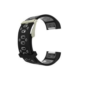 Fitbit charge 2 Sport bandje zwart - grijs_002