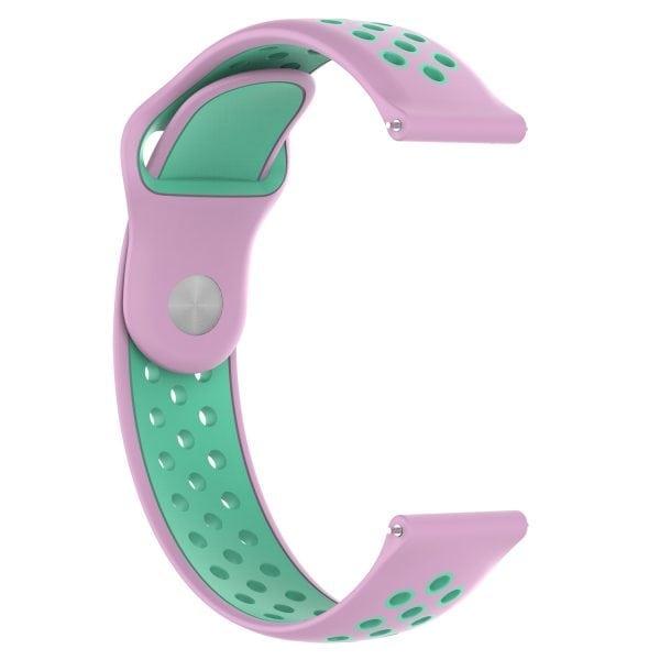 Samsung Gear Sport bandje roze - groen_001