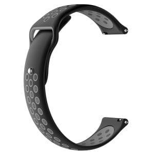 Samsung Gear Sport bandje zwart - grijs_002