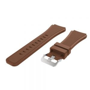 Samsung gear S3 Bandje chocolade bruin-003