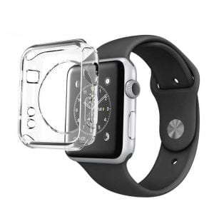 38mm beschermende Case Cover Protector Apple watch 1 - 2 - 3 transparant_001