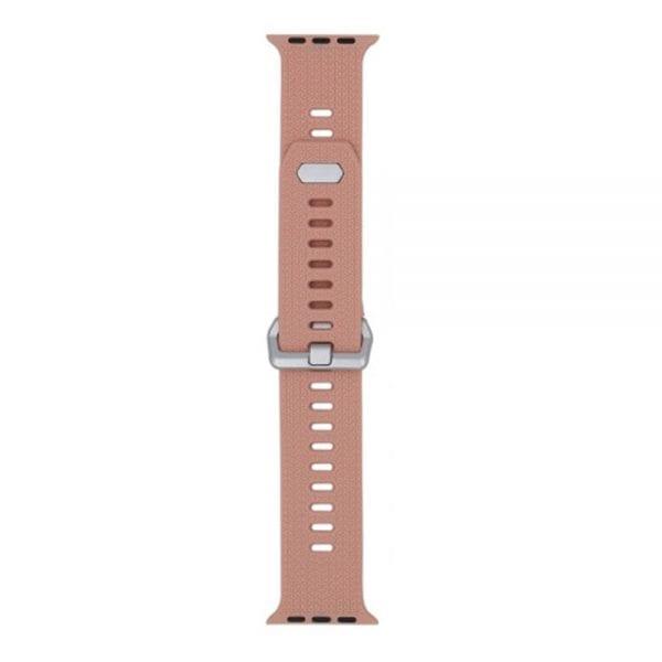 42mm en 44mm Sport bandje Vintage rose geschikt voor Apple watch 1 - 2 - 3 - 4 _004