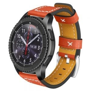 Samsung Galaxy Watch bandjes oranje_001