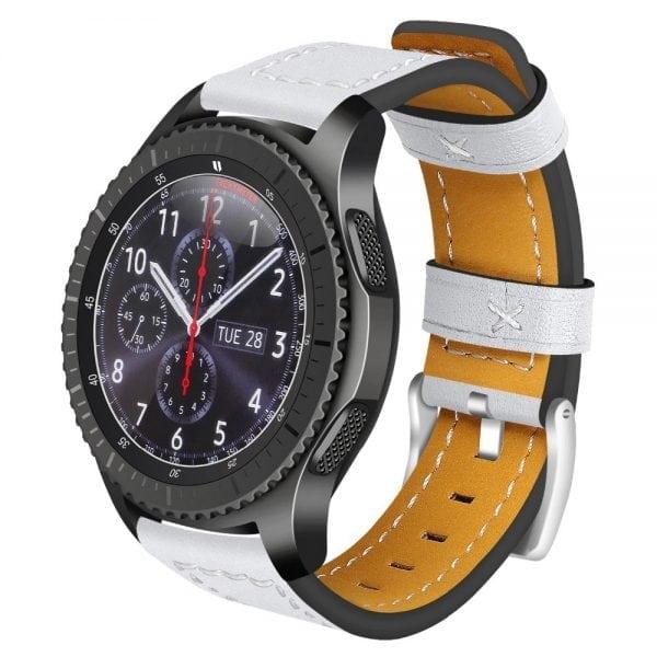 Samsung Galaxy Watch bandjes wit_003