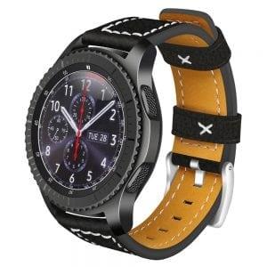 Samsung Galaxy Watch bandjes zwart_005