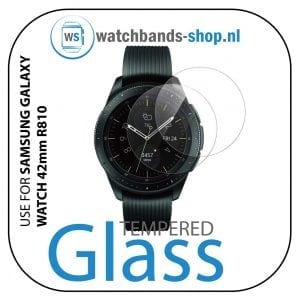 Screen protector voor de Samsung Galaxy watch 42mm R810_010