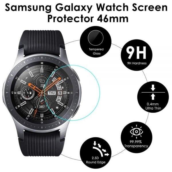 Screen protector voor de Samsung Galaxy watch 46mm R800_001