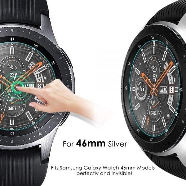 Screen protector voor de Samsung Galaxy watch 46mm R800_004