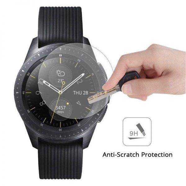 Screen protector voor de Samsung Galaxy watch 46mm R800_006