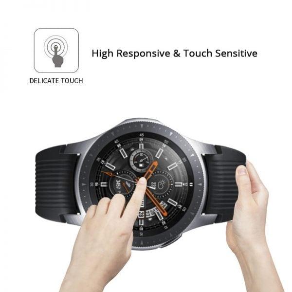 Screen protector voor de Samsung Galaxy watch 46mm R800_007